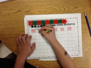 Patterning in math 001
