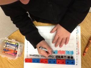 Patterning in math 004